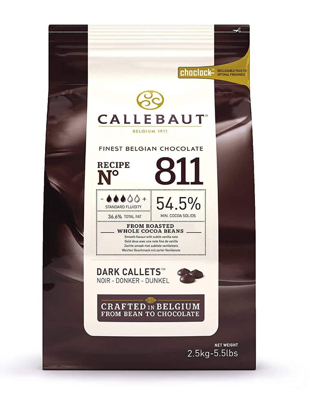 callebaut chocolate 54