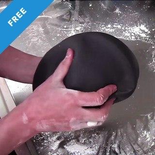 Black Fondant Recipe