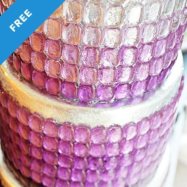 How to Make Colored Isomalt Gems