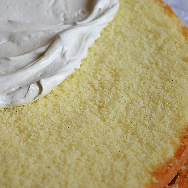 Vanilla Cake Recipe from scratch moist and tender Sugar Geek Show