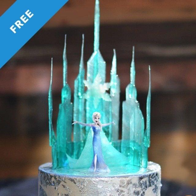 Frozen Elsa Topper