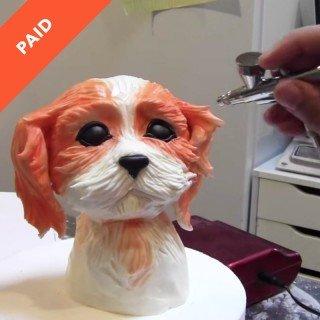 Puppy Topper