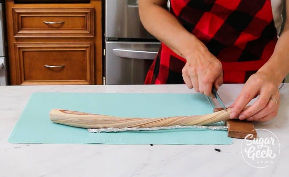 lumberjack cake axe