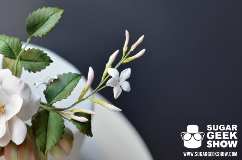 Jasmine Sugar Flower