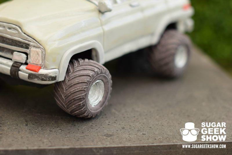 Jeep Topper