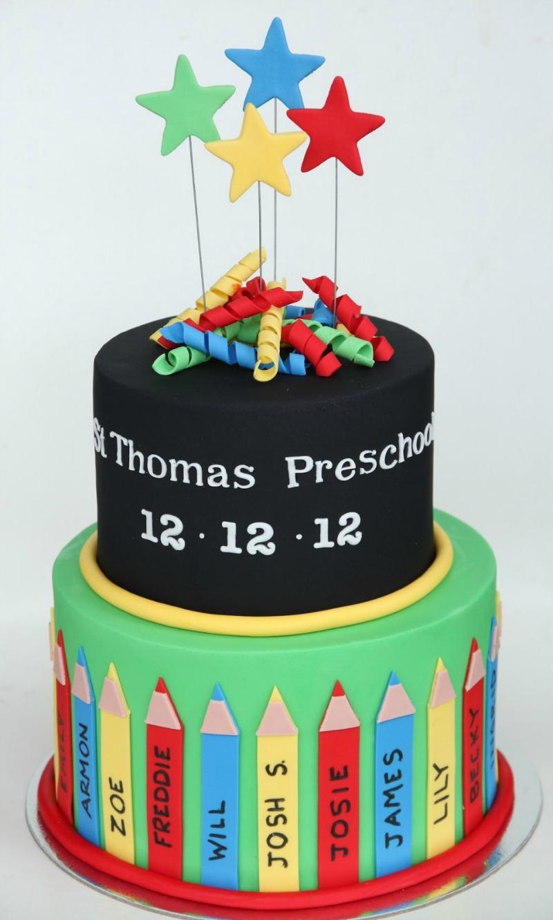 Preschool Cake
