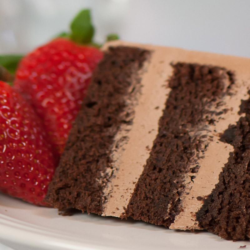 Chocolate Cake Recipe Sugar Geek Show