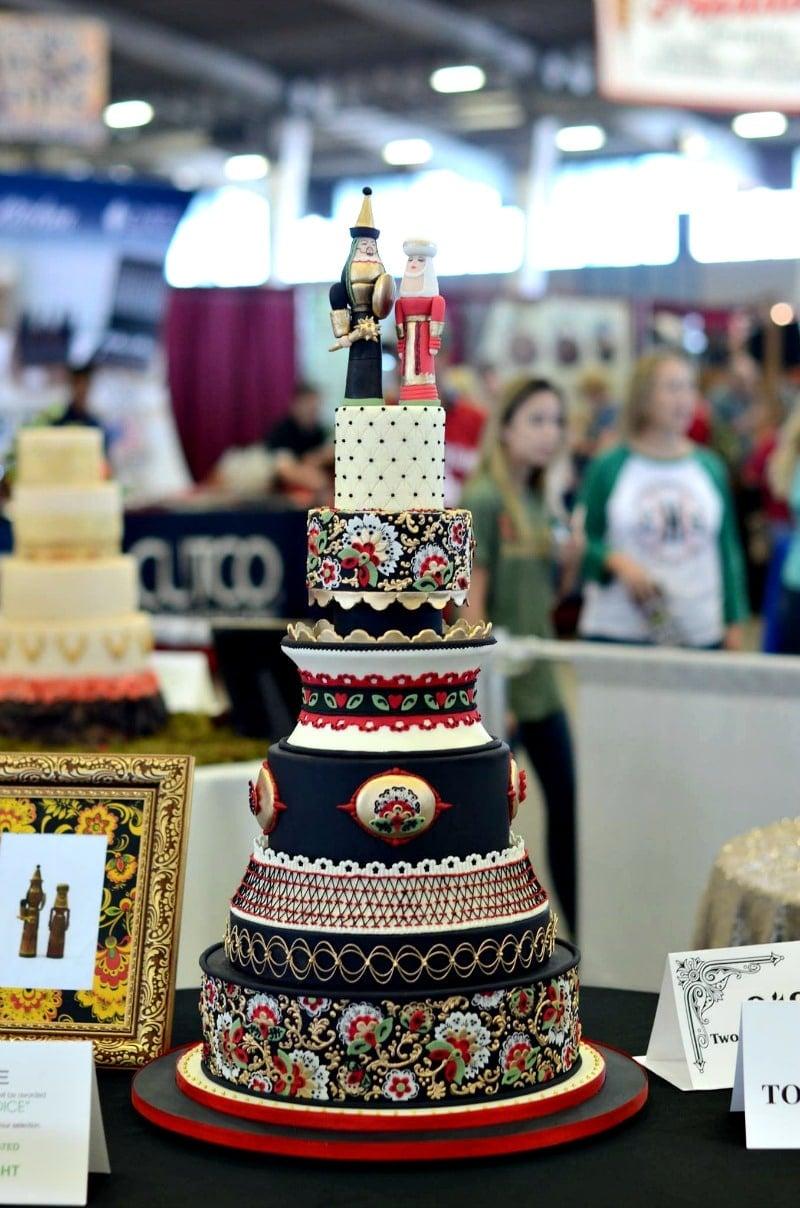 OSSAS 2016 Sarah Myers Cake
