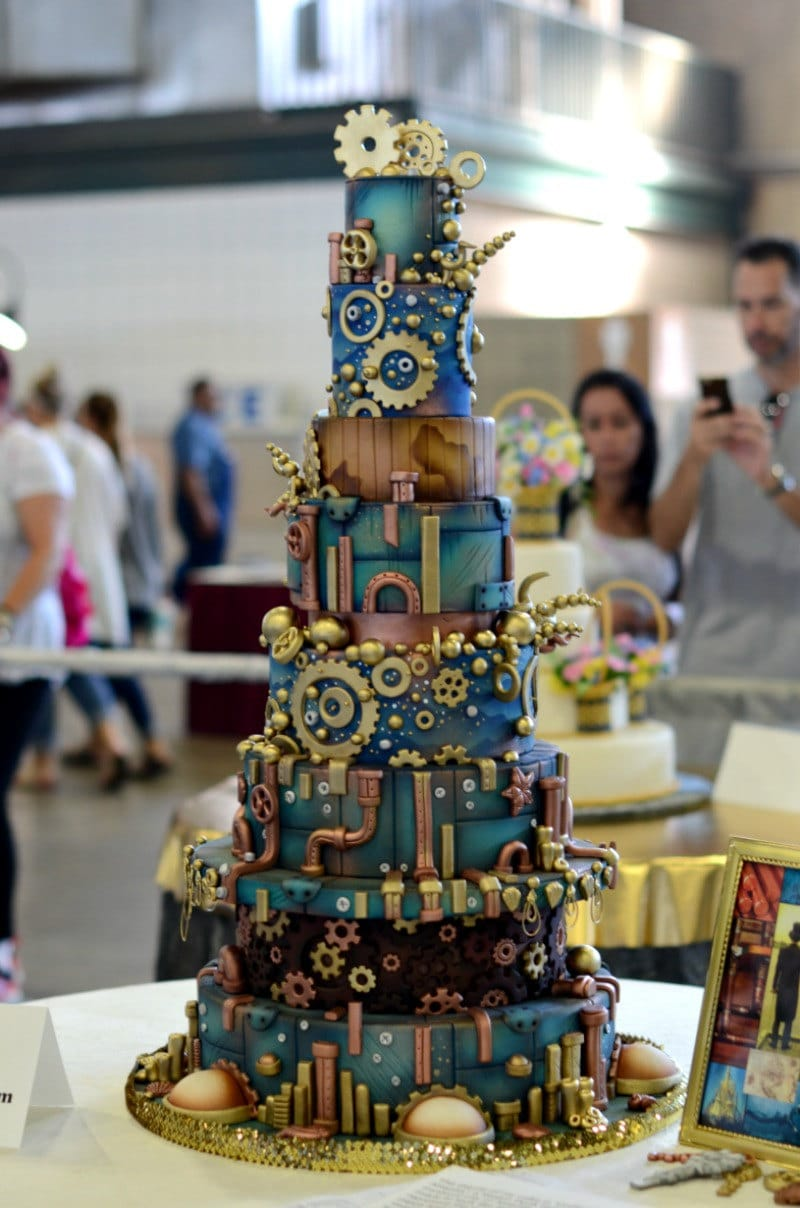 Timbo Sullivan OSSAS 2016 Cake