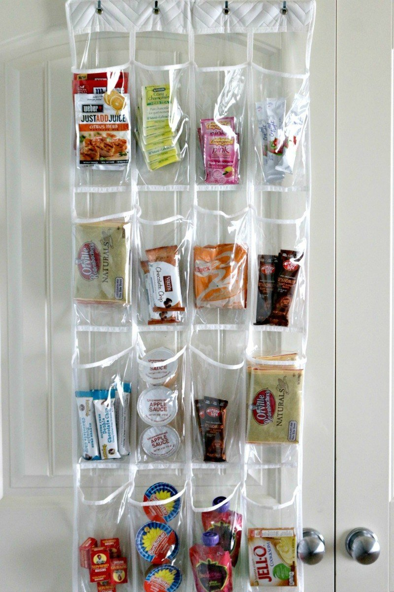 organize cookie cutters