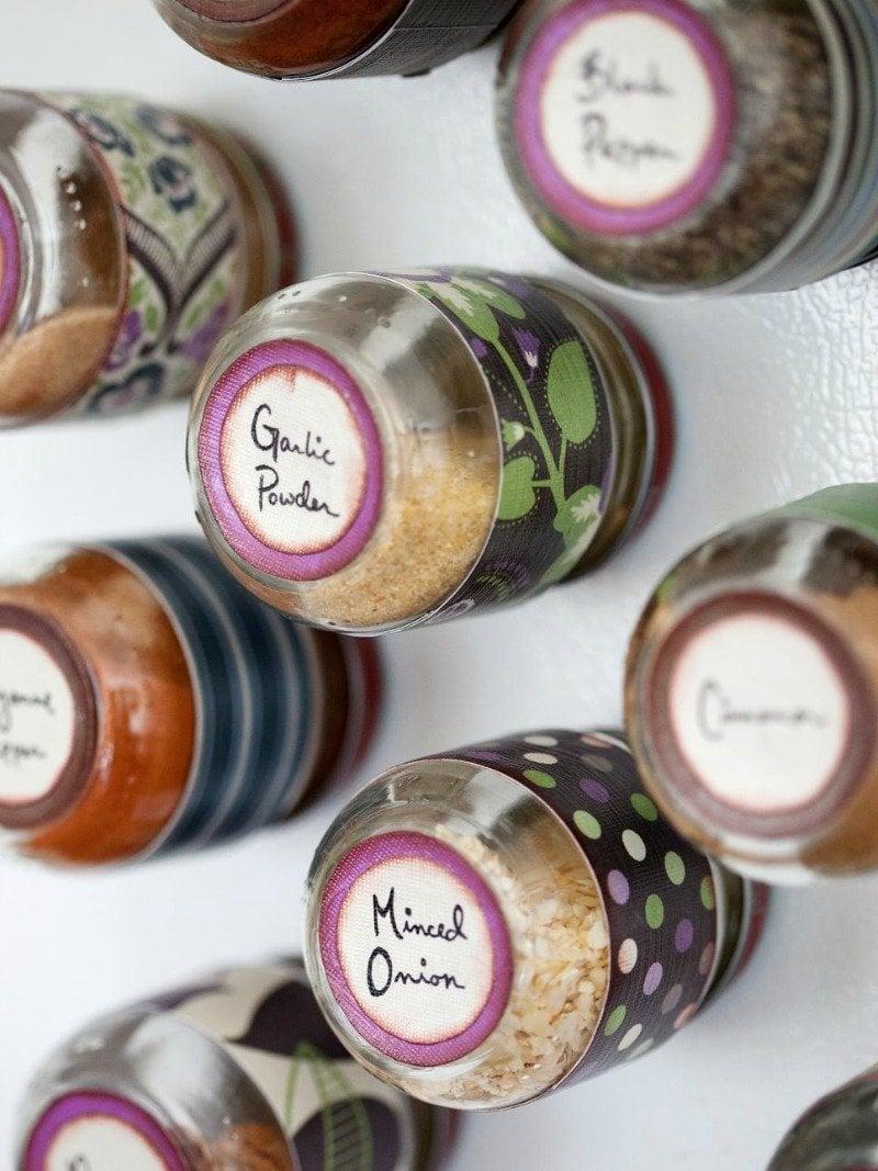 baby jar organizers