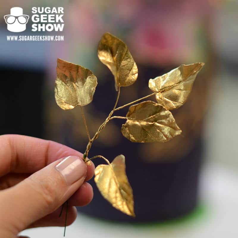 Edible Gold Leaves