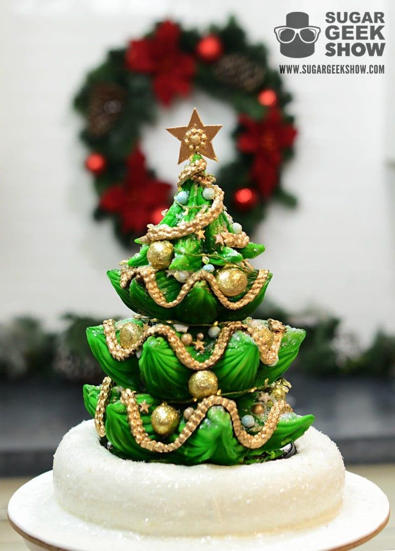 Christmas Tree Sugar
