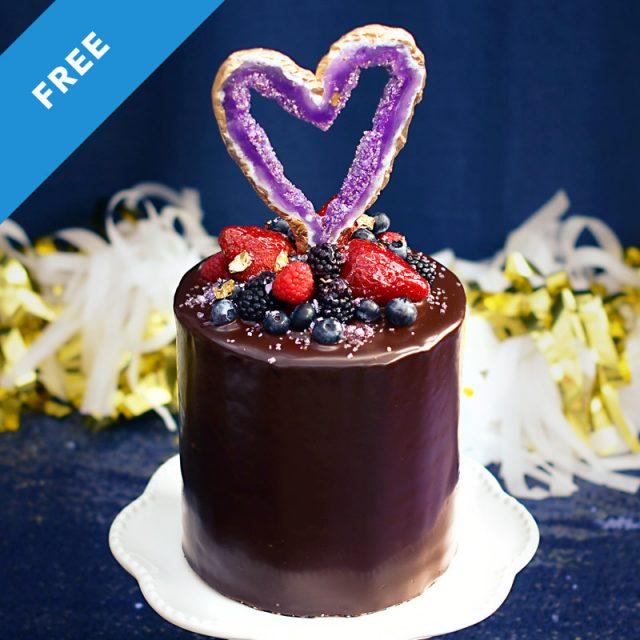 24 layer chocolate cake tutorial