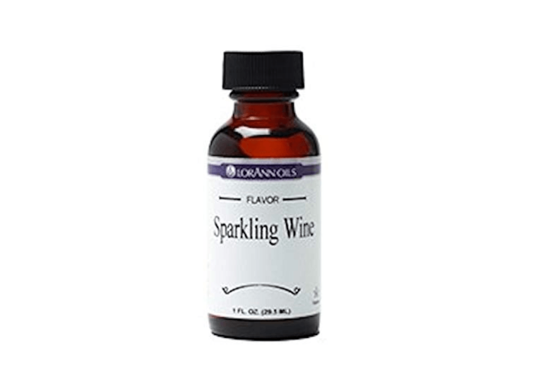 sparkling wine flavoring