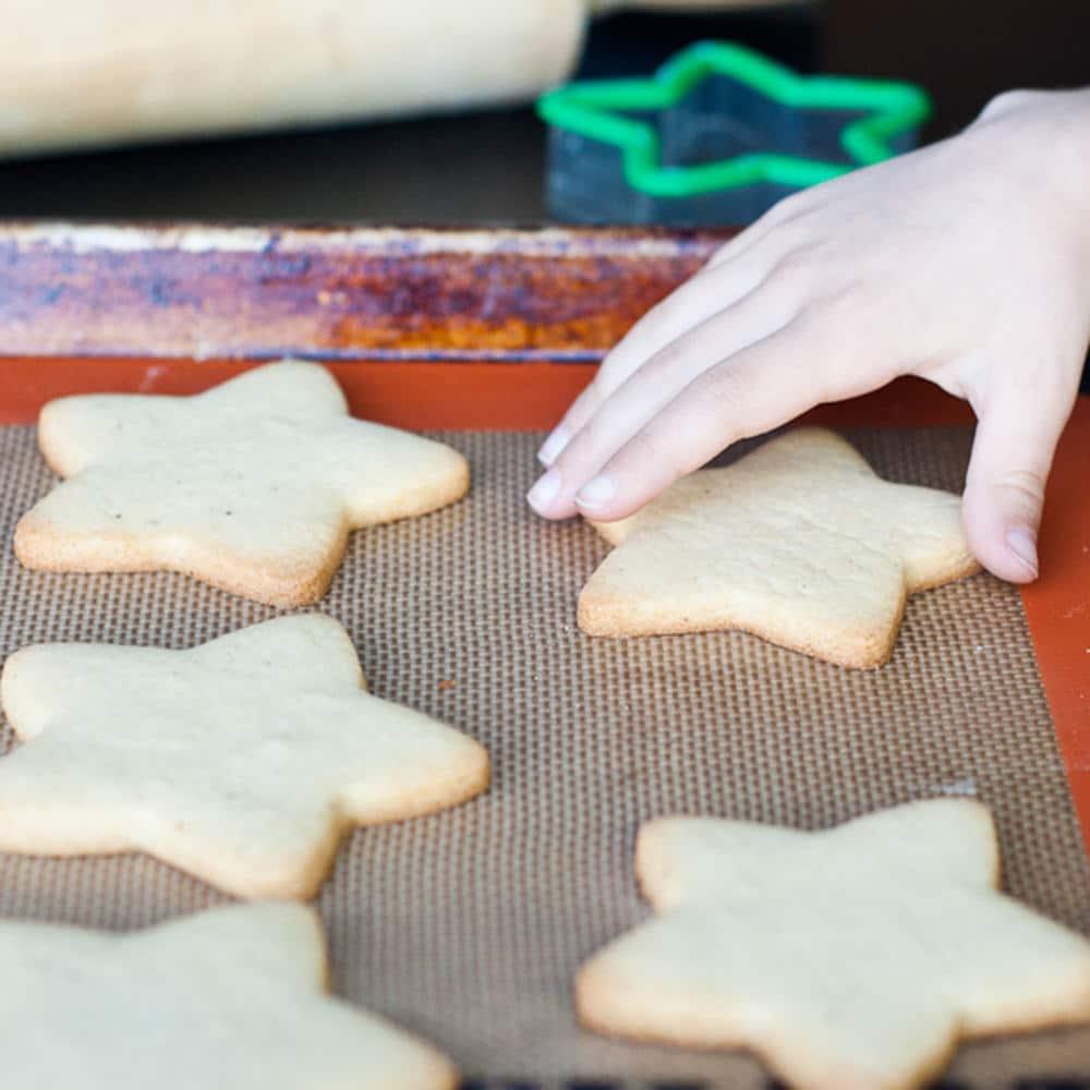 Simple Sugar Cookie Recipe Scratch FULL PROOF
