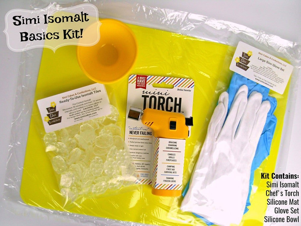 isomalt tool kit