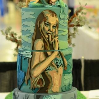 Incredible Mermaid Cake