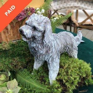 Realistic Dog Toppers