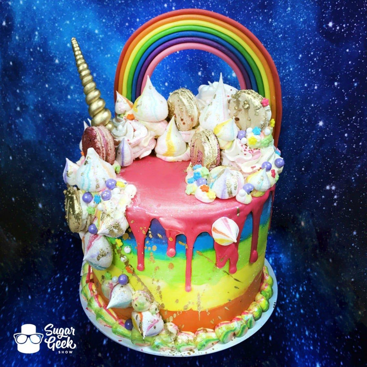 Cake Wars Trolls