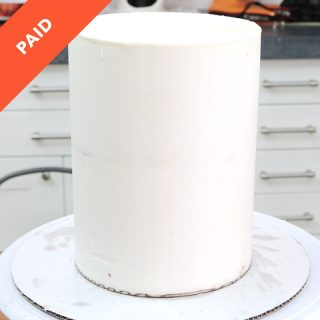 Easy Double Barrel Cake