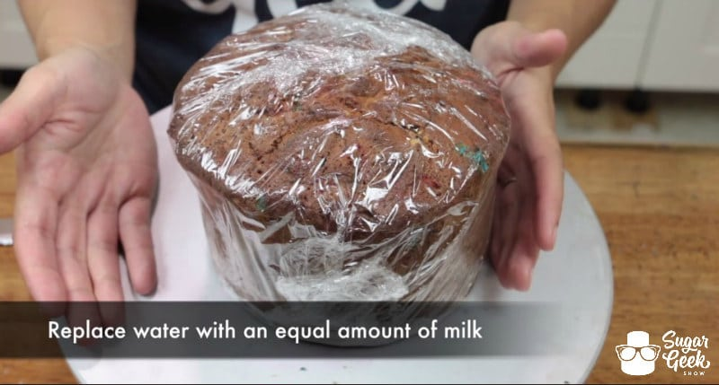 How To Make A Box Cake Dense Enough To Stack