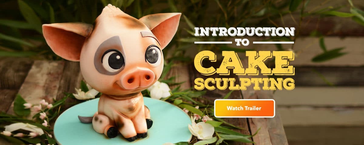 Intro to Cake Sculpting