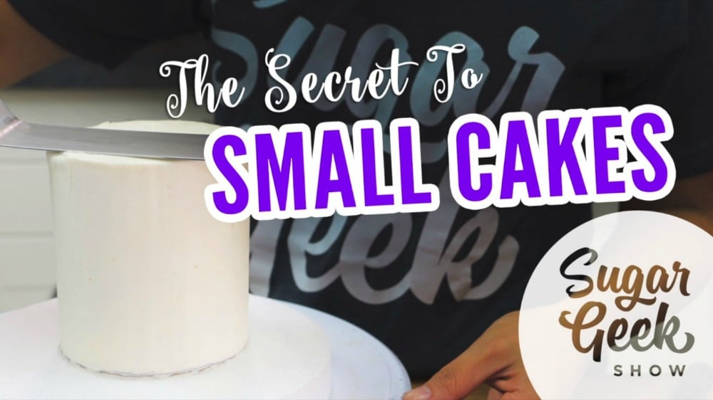 Small Cake Tips