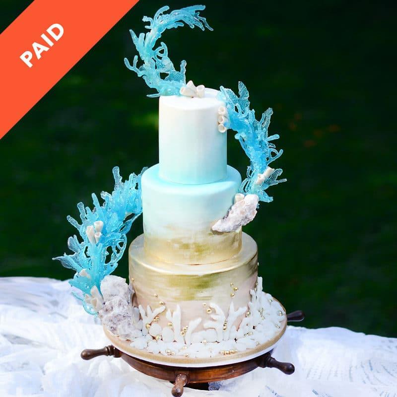 Online Cake Decorating Tutorials Sugar Geek Show