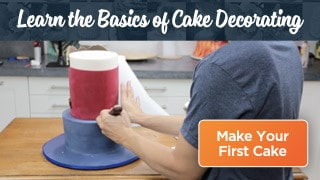 Learn the Basics of Cake Decorating