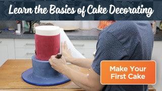 Learn the Basics of Cake Decorating