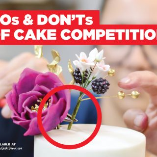 The Dos and Don'ts of Cake Competition