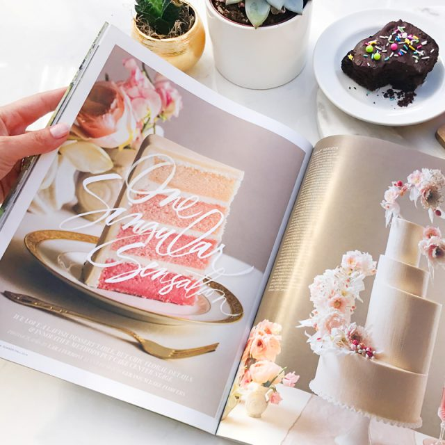 how to get published in cake magazines
