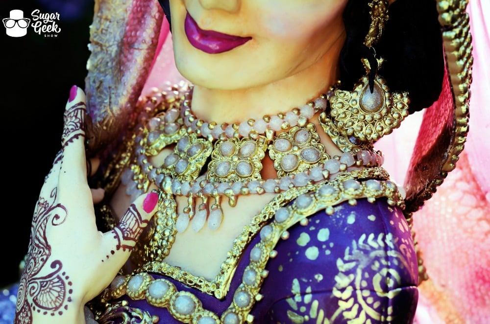 Indian Bride Cake