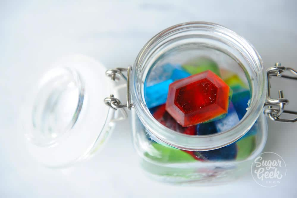 gummy recipe using jell-o