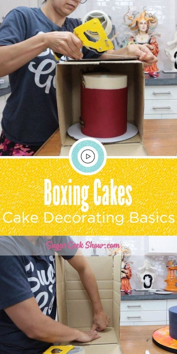 Boxing Cakes