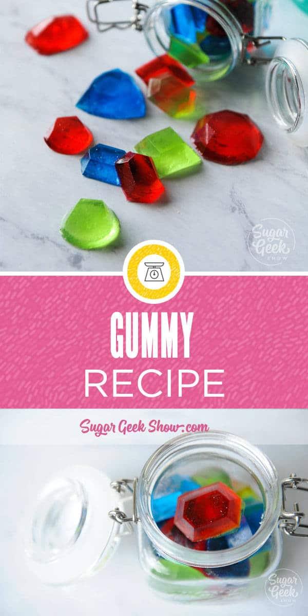 Gummy Recipe