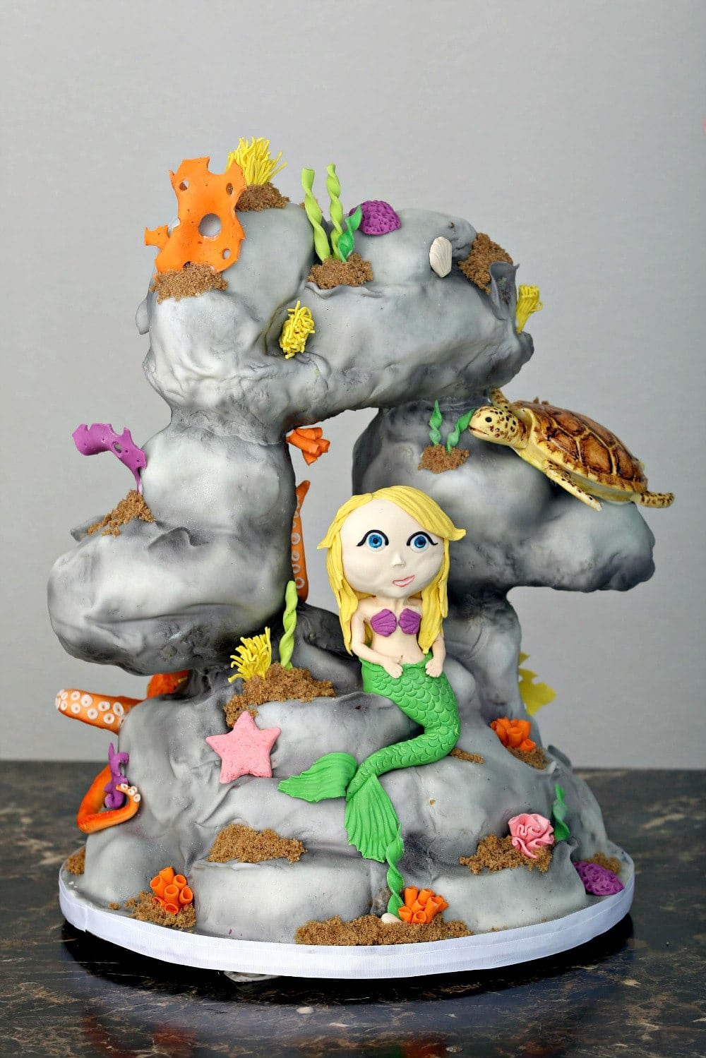 Mermaid Sea Cake