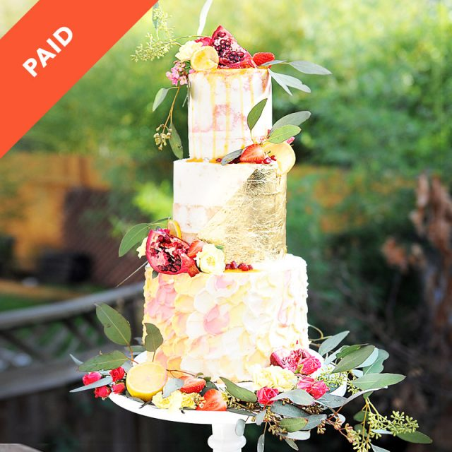 Semi-Naked Cake Tutorial
