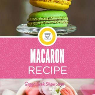 french macaron pin