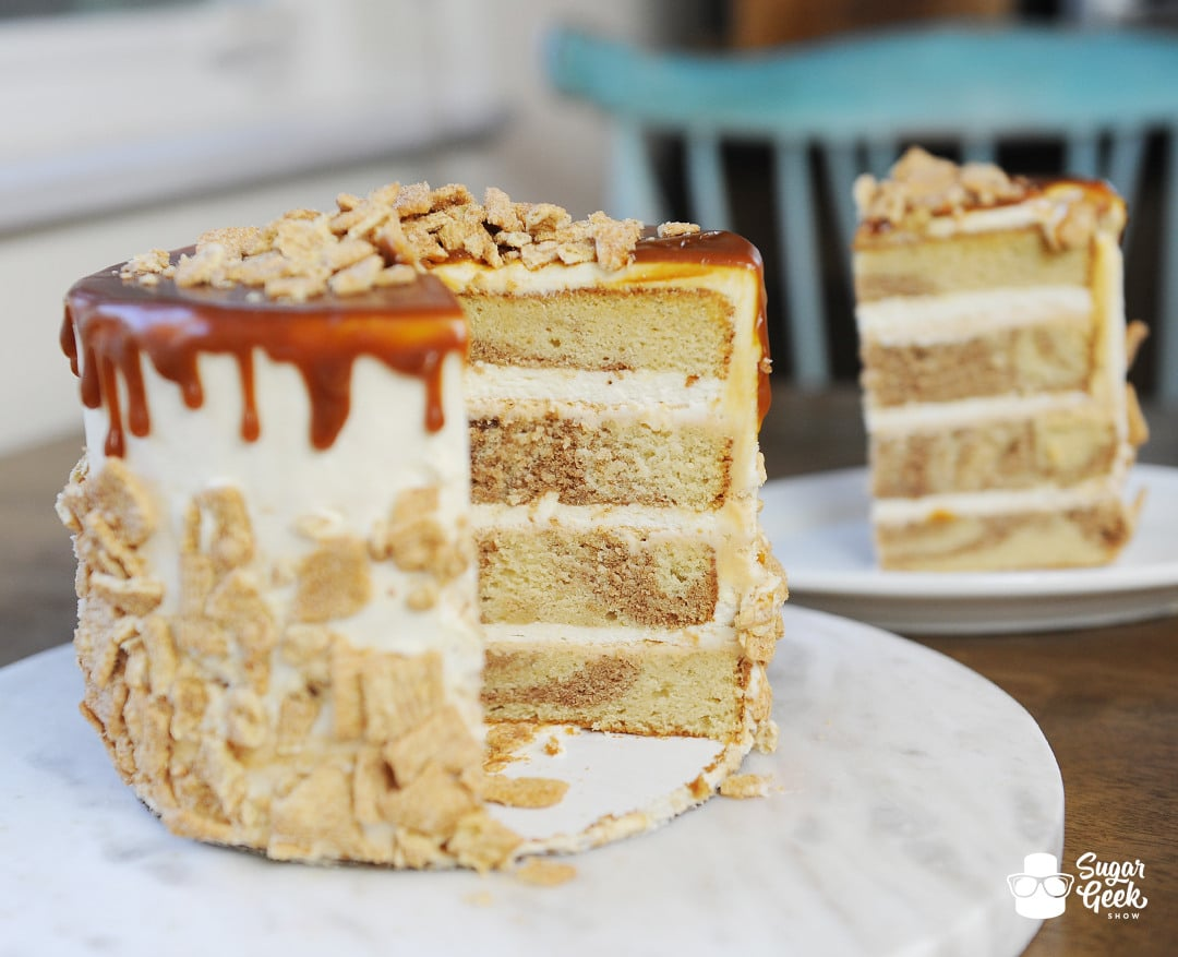 cinnamon toast crunch cake recipe