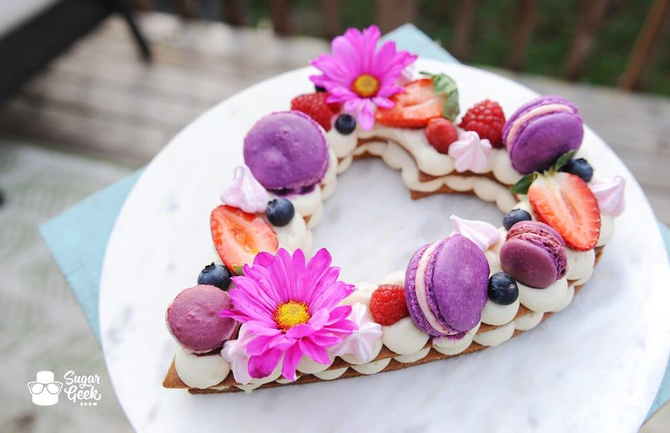 Cream Tart Recipe – Sugar Geek Show