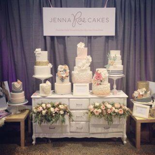 bridal show booth idea dresser