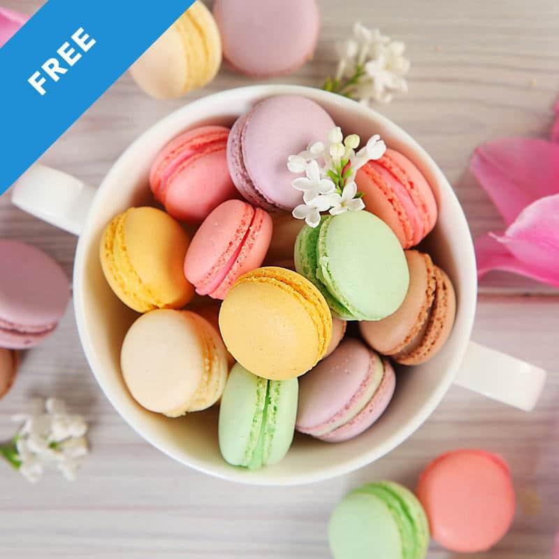 French Almond Macaron Recipe - Sugar Geek Show