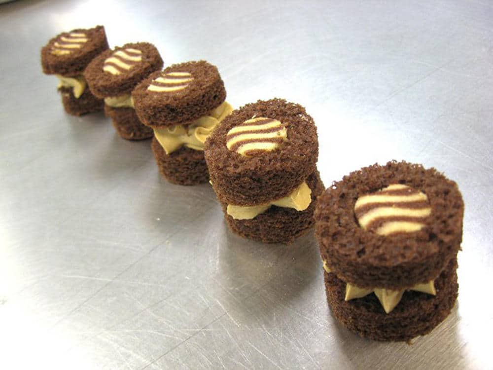 joconde desserts