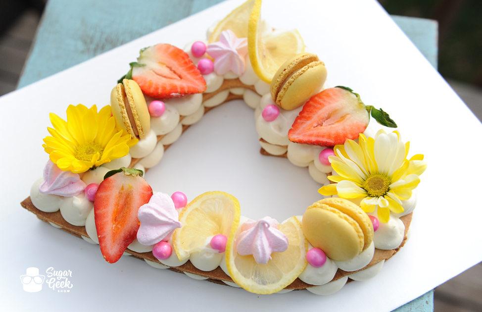 Trendy Cream Tart Recipe Video Sugar Geek Show
