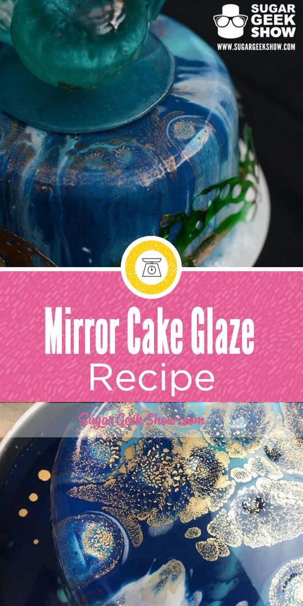 Mirror Cake Glaze Recipe