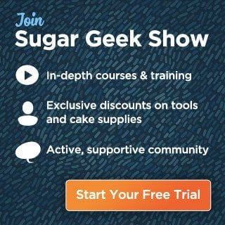sign up for sugar geek show