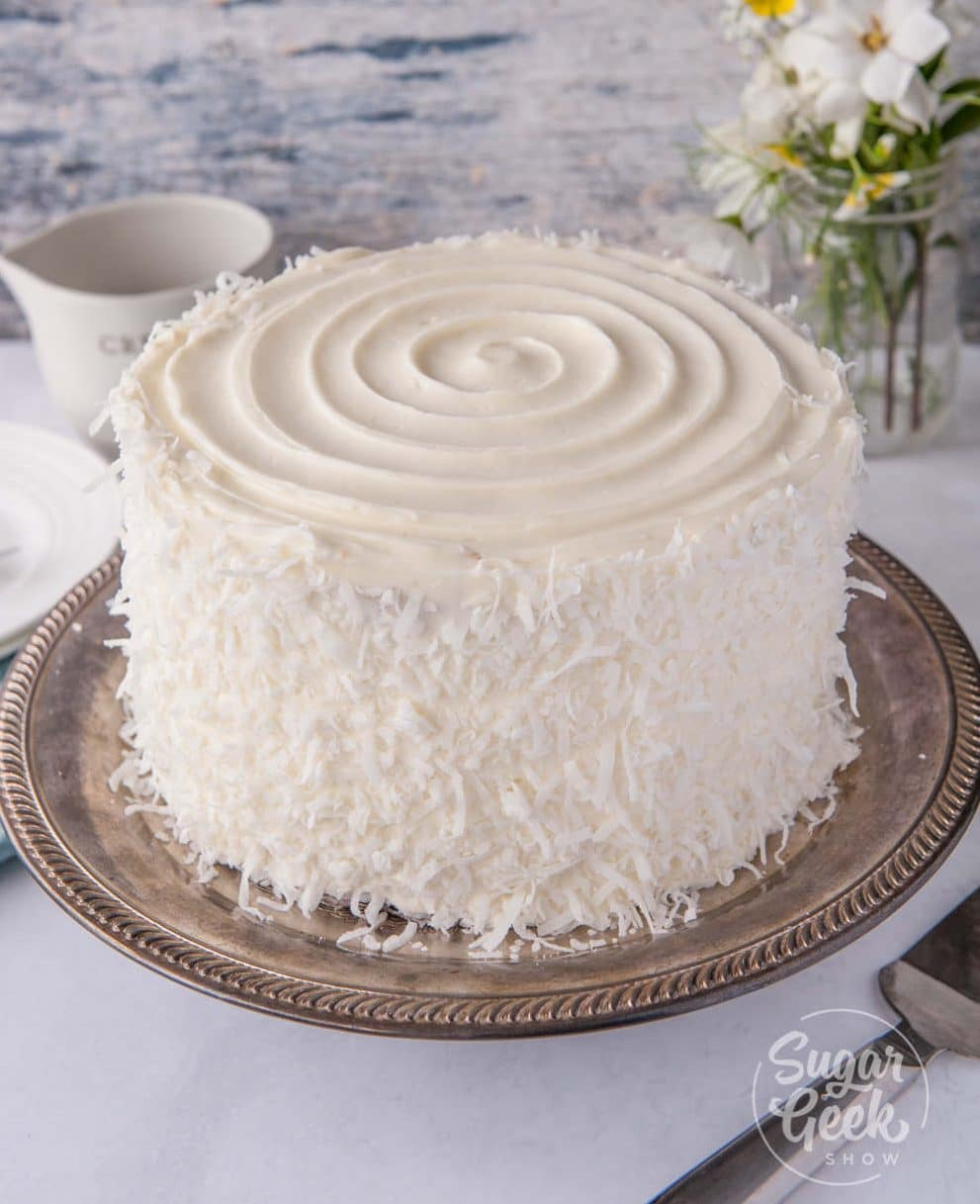 best southern coconut cake recipe