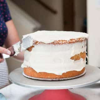 how to make a coconut layer cake